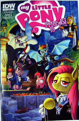 My Little Pony: Friendship is Magic comic #32, subscription cover