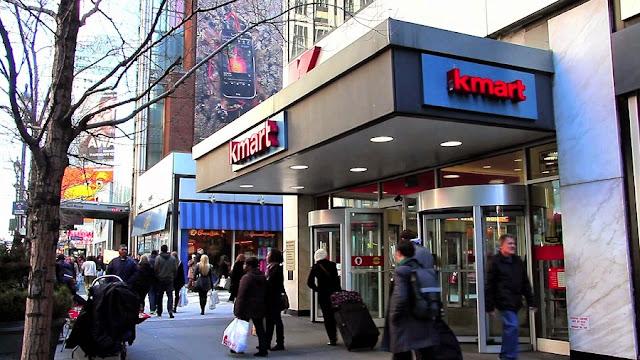 KMart em Nova York