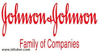 Lowongan Kerja Johnson & Johnson
