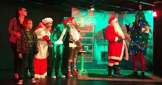 Una navidad de aquí (Teatro en Familia) 2