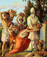 5. Offering of Firstfruits