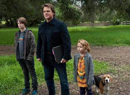 Strange Culture: Monday Review by Margie: We Bought a Zoo (2011)