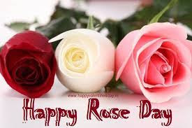 Happy Rose day messages