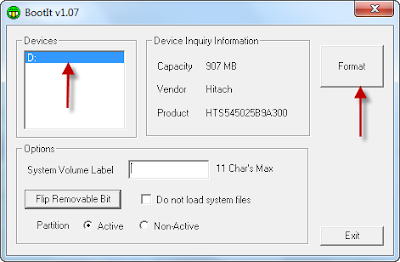 format_repair_fix_lexar_usb_flash_drive_tool_bootable