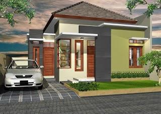 rumah minimalis sederhana type 45 | desain rumah minimalis