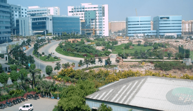 Hyderabad Hitech city