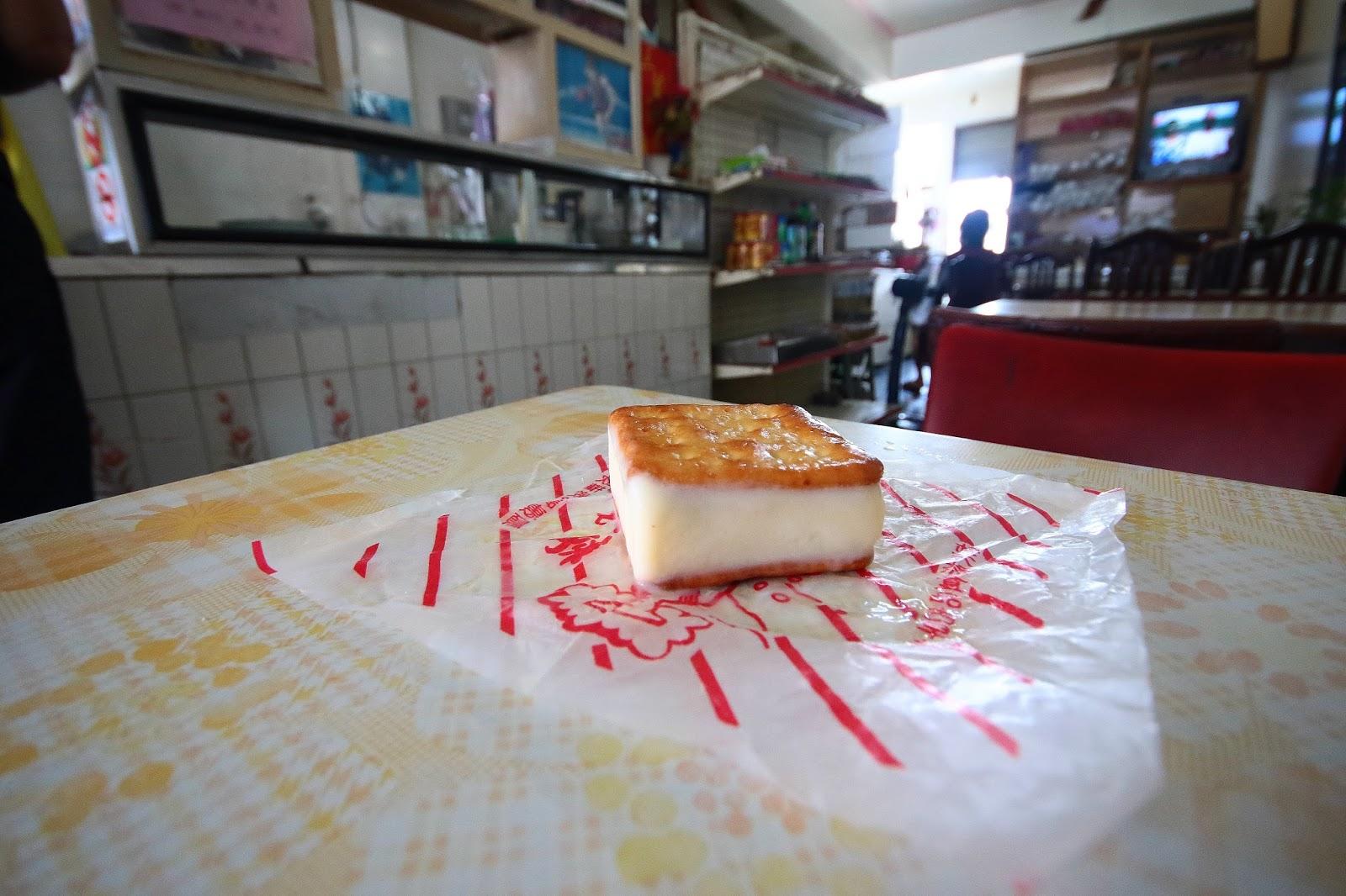台南佳里美娜冰菓室