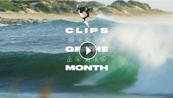 All The Best Airs Turns and Tubes From The Month Of August Clips of the Month August 2018