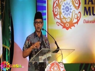 Ketua Muhammadiyah Menegaskan Siapa Pun Itu Harus Ditolong Walaupun Berbeda Afiliasi