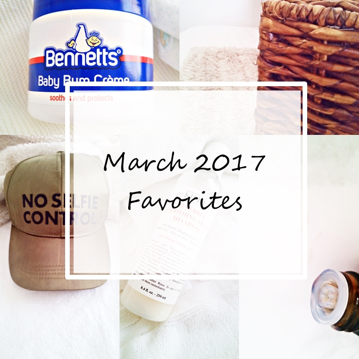 My March 2017 month favorites , bennetts bum cream, kielhs hair products, The mircacle morning, Freeletics, Viva video and more by Meghan Silva
