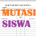Download Format Mutasi siswa