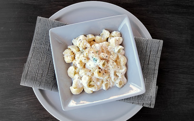 how to make mac and cheese without milk or cream