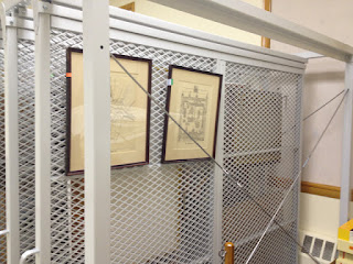Spicer Art Conservation provides collection care and storage consultation for museums and institutions