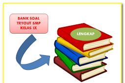 Contoh Soal-Soal Try Out UN SMP 2018/ 2019 I Pdf