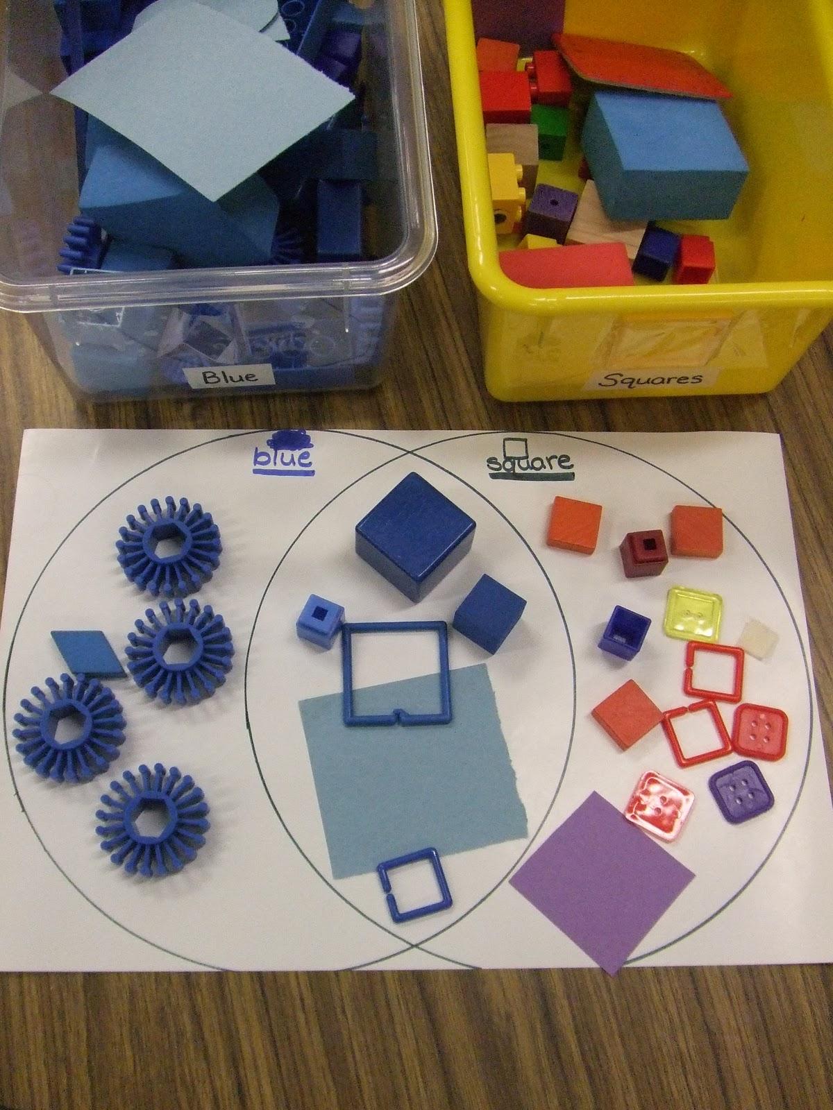 Cachey Mama S World Of Learning Sorting Using Venn Diagrams