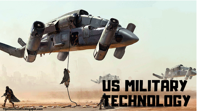 Us, Military Technology, Us Military Technology, Introduction of Us Military Technology
