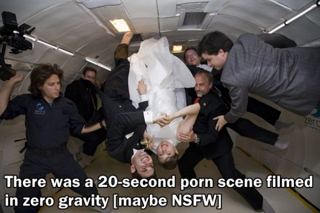 film porno yang dibuat di ruangan hampa udara