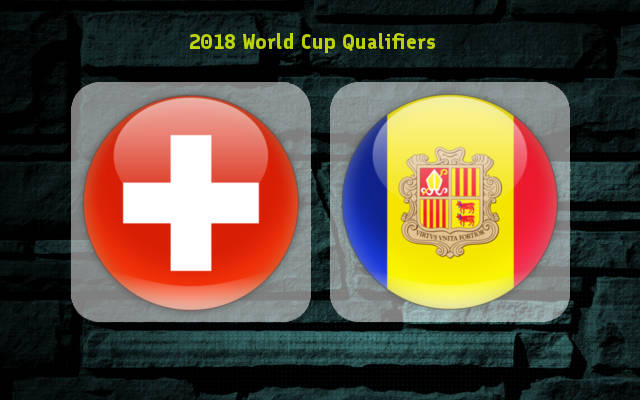 Switzerland vs Andorra Full Match & Highlights 31 August 2017