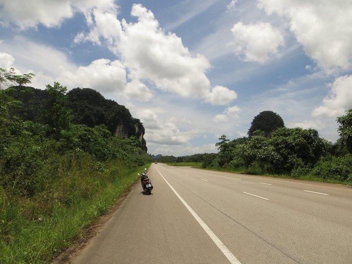 Honda scoopy Таиланд