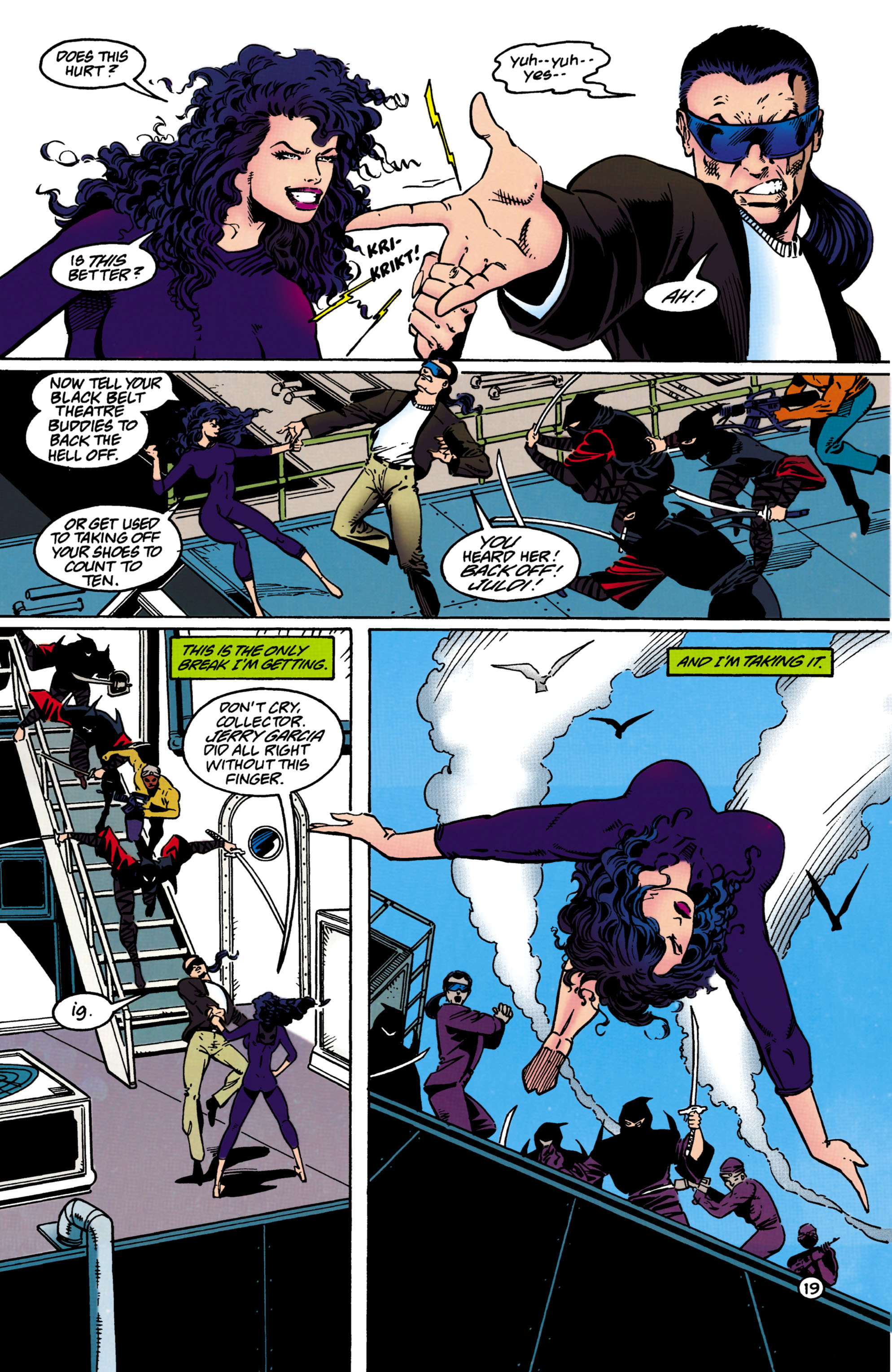 Catwoman (1993) Issue #33 #38 - English 20