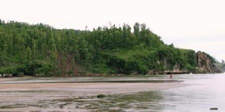pantai ayah terletak di pantai ayah jatijajar pantai karang agung ayah kebumen pantai karang agung ayah alamat pantai ayah