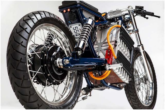 Электрический двигатель EnerTrac