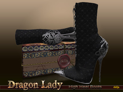 Dragon Lady Boots