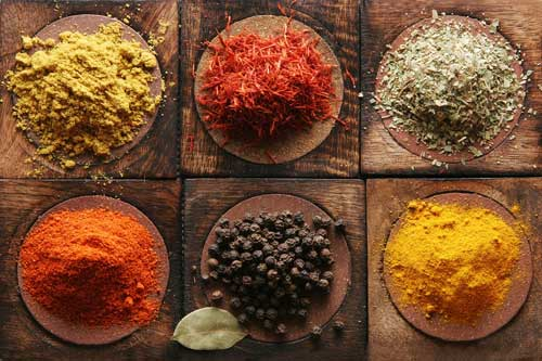 Exotic Herbs and Spices: Indonesian Herbs and Spices