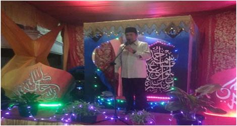 Anggota DPRD Kota Padang Dari Fraksi Partai Golkar Penutupan Semarak Ramadan Di Masjid Raya Kuranji