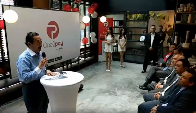 One2pay launched by Tan Sri Vincent Tan