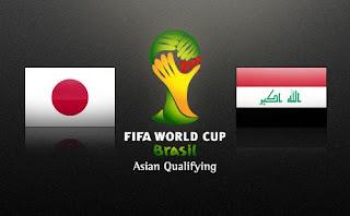 شاهد مباراة العراق واليابان  بتاريخ اليوم الخميس 6-10-2016 بث مباشر تصفيات كأس العالم