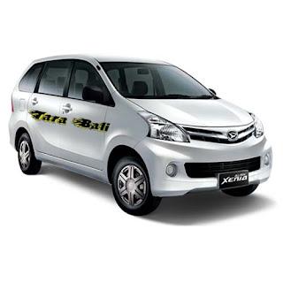Sewa mobil xenia di Bali