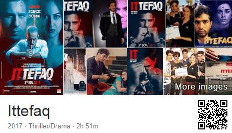 Download Ittefaq(2017) Full Movie in HD Blu-Ray