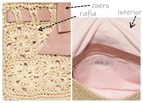 bolsos tejidos, bolso crochet valentino, patrones para crochet, enrhedando