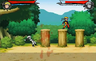 Naruto Fight Shadow Blade X V0.8.0  MOD Full Apk