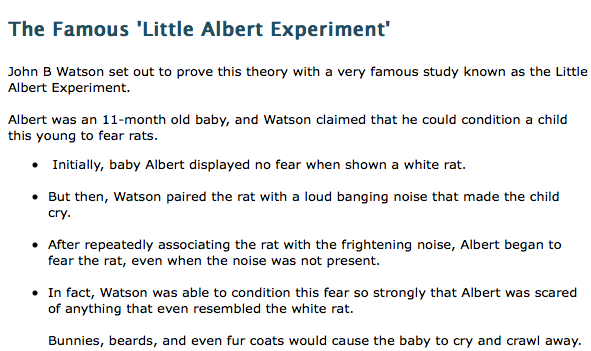 Abcs Of Dumbdown  Your Baby  The Lab Rat
