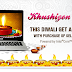 Asus Diwali Offers 2013 - Assured Gifts on Asus Laptops with Intel Processors