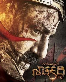 Gautamiputra Satakarni (2017) Telugu Movie DVDScr 350MB