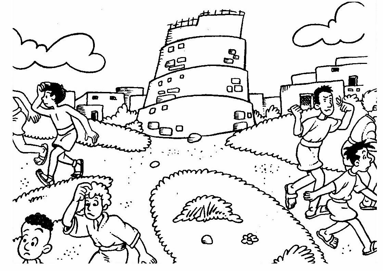 El Renuevo De Jehova La Torre De Babel