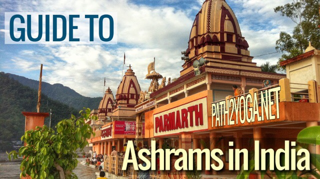 Yoga Retreats and Ashrams in India