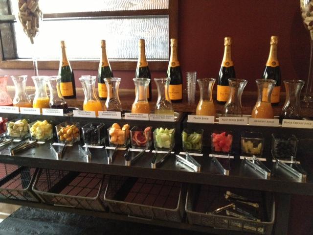 Bite Buff: Press Wine Bar Opens for Brunch