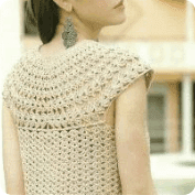 Inigualable Chaleco a Crochet