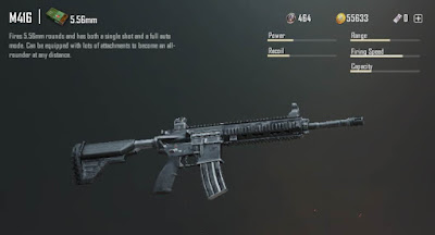 tips main pubg memilih senjata yang gampang dipakai