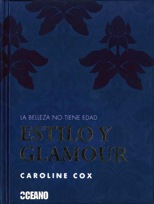 estilo y glamour de Caroline Cox
