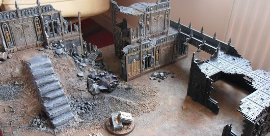 Armies on Parade and Game Board Build