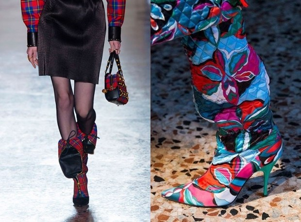 Women's Fall-Winter 2018-2019 Wide Bootleg Fashion Trends