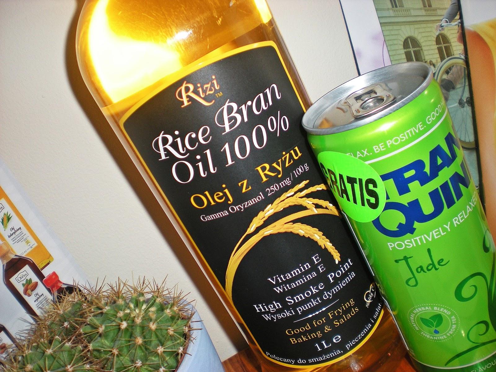 Olej ryżowy Rizi_StraganZdrowia