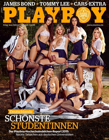 Playboy Campus Germany 2015