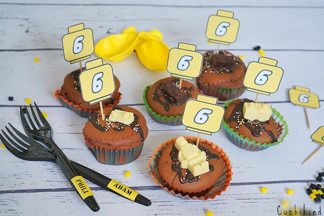 muffins lego