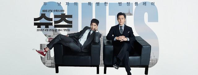 張東健 朴炯植雙雄魅力吸睛 新戲《金裝律師Suits》首播奪下水木劇收視冠軍